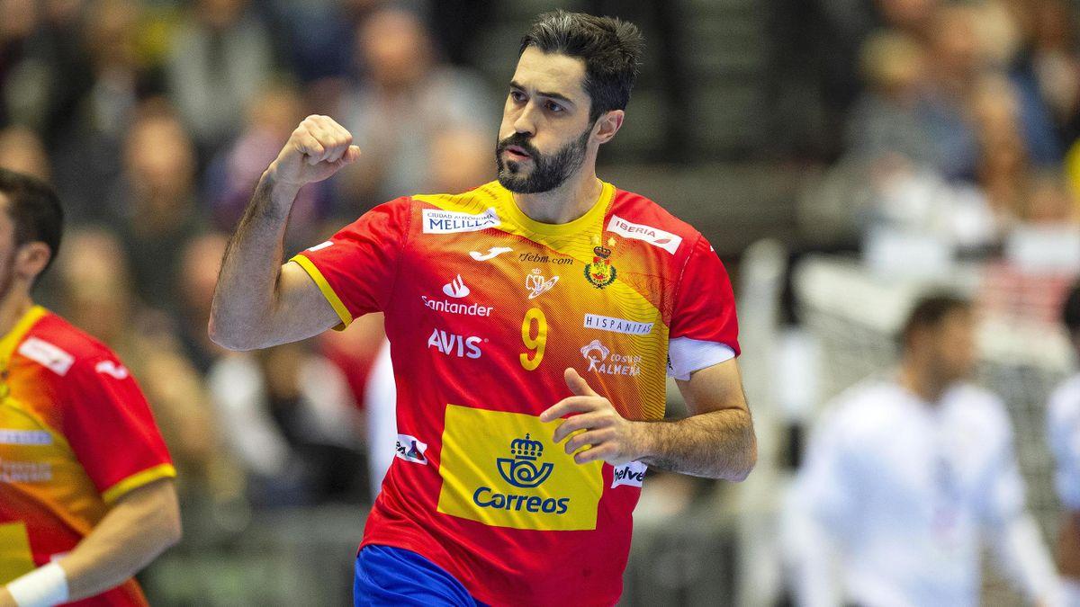 Raul Entrerrios (España, balonmano)