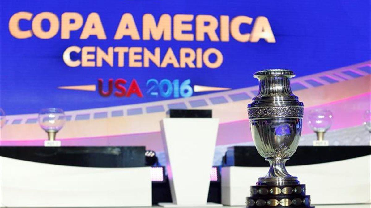 Copa América del centenario 2016