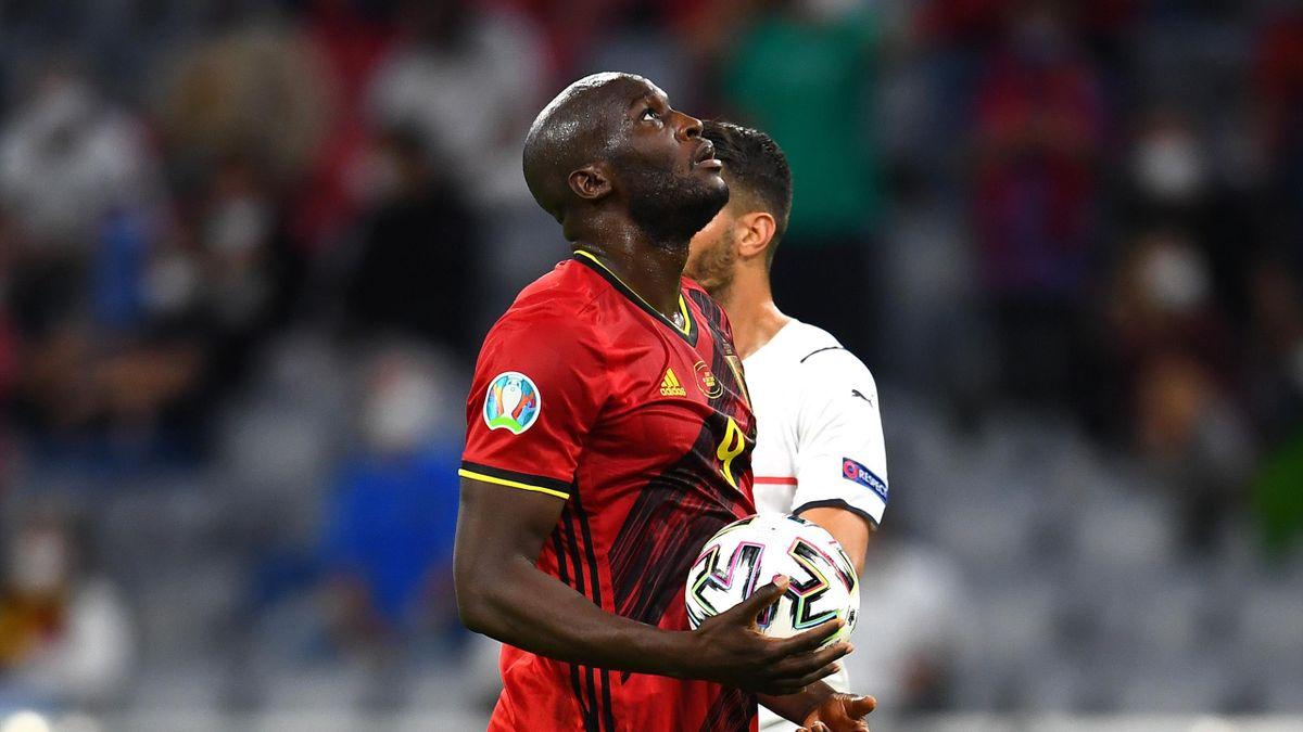 Romelu Lukaku, Belgium, Euro 2020