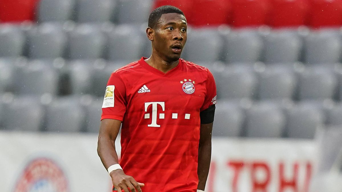 David Alaba - FC Bayern München