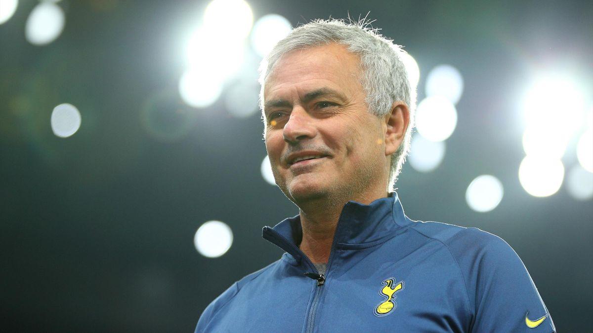 Jose Mourinho a readus-o pe Tottenham pe primul loc în Anglia