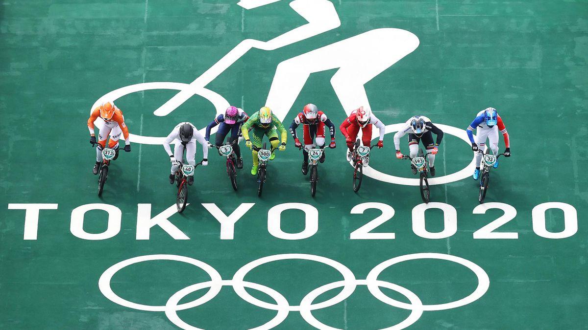BMX finale Tokyo 2020