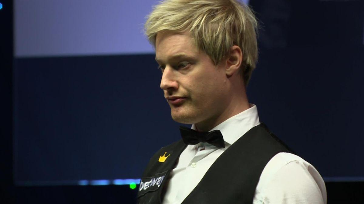 UK Championship: Neil Robertson