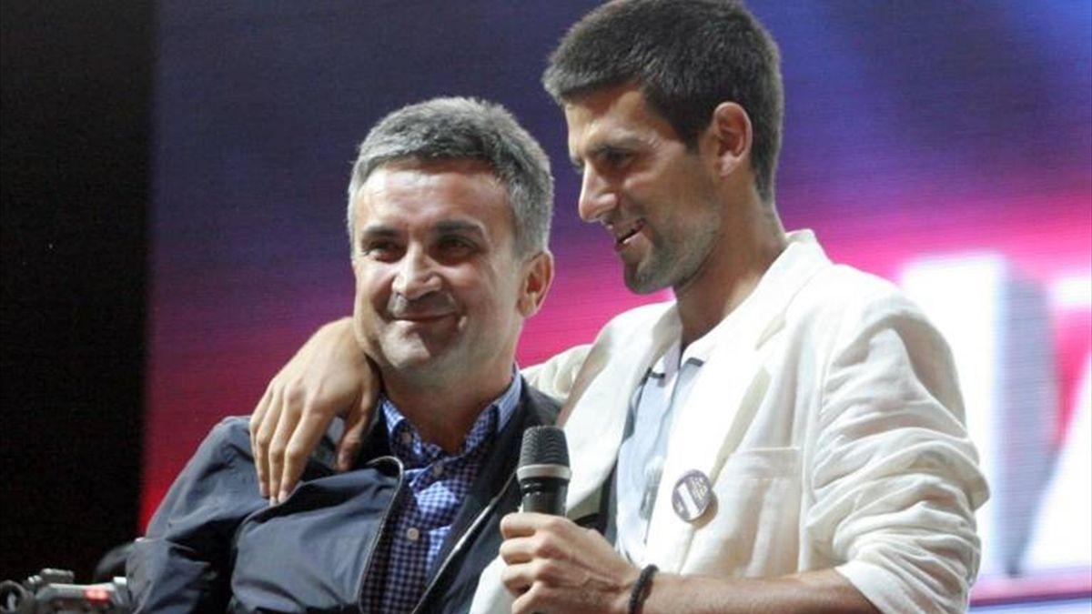 Srdjan Djokovic / Novak djokovic