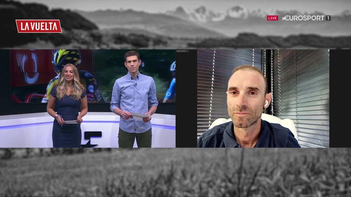 Alejandro Valverde confirma en 'La Montonera' que seguirá en 2022