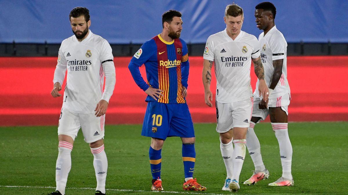«Реал» – «Барселона»