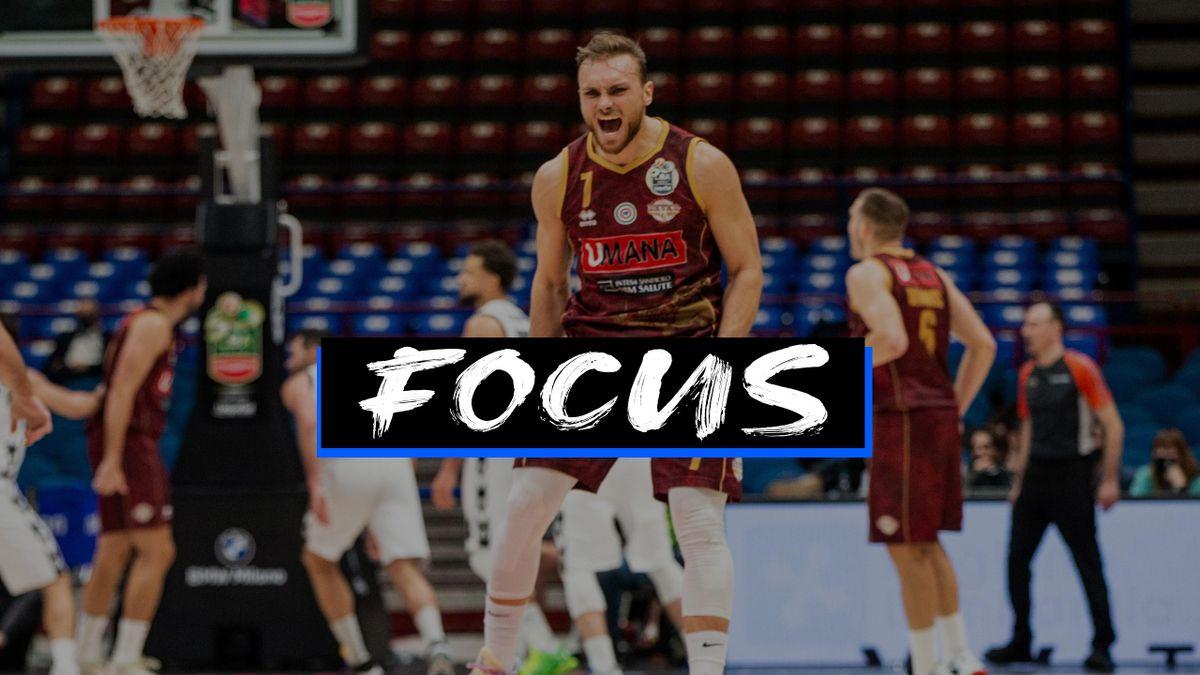 Stefano Tonut, Umana Reyer Venezia 2020-21 - Focus