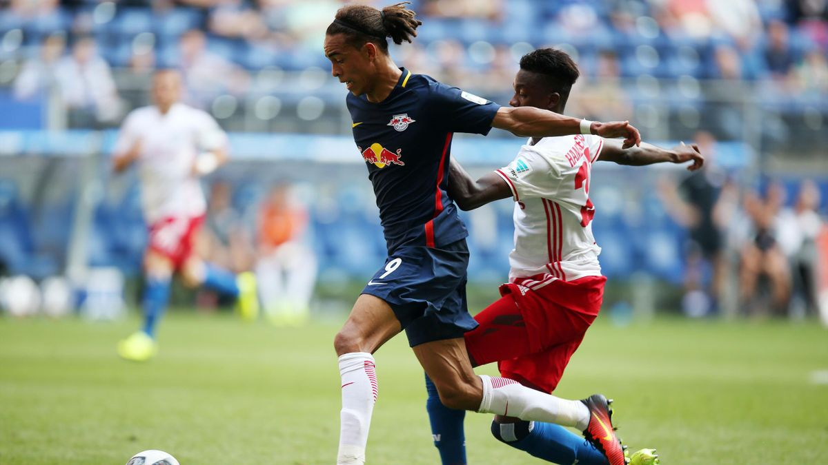 Leipzig schlägt den HSV deutlich
