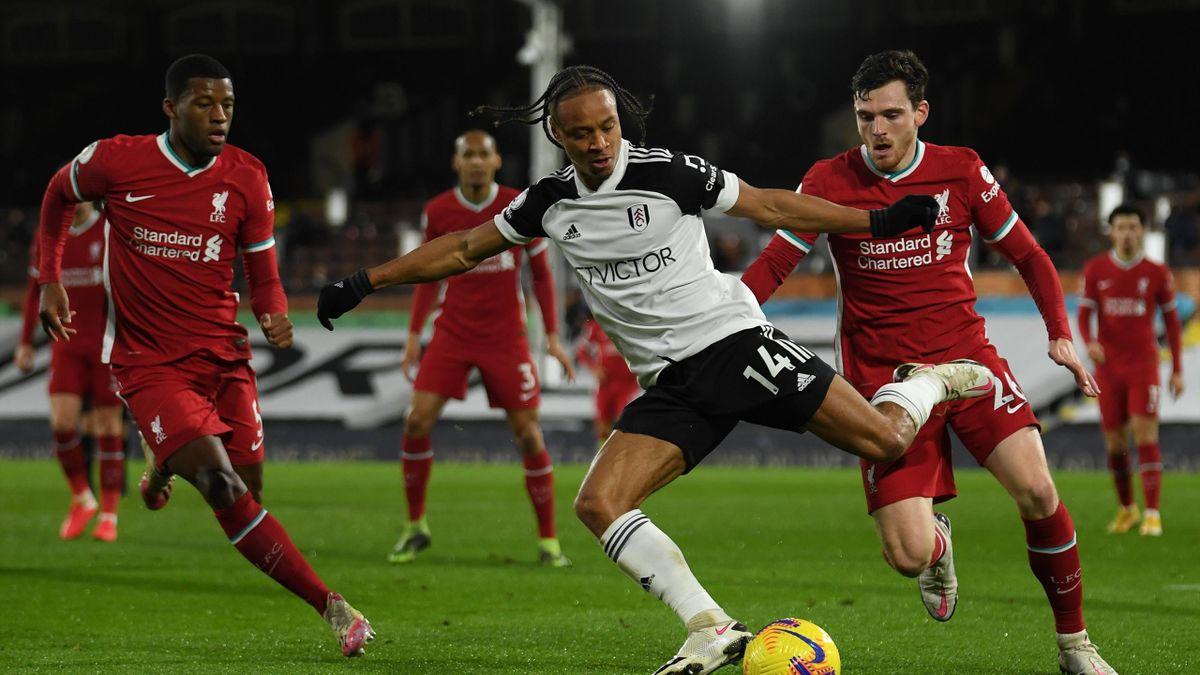 Fulham - Liverpool