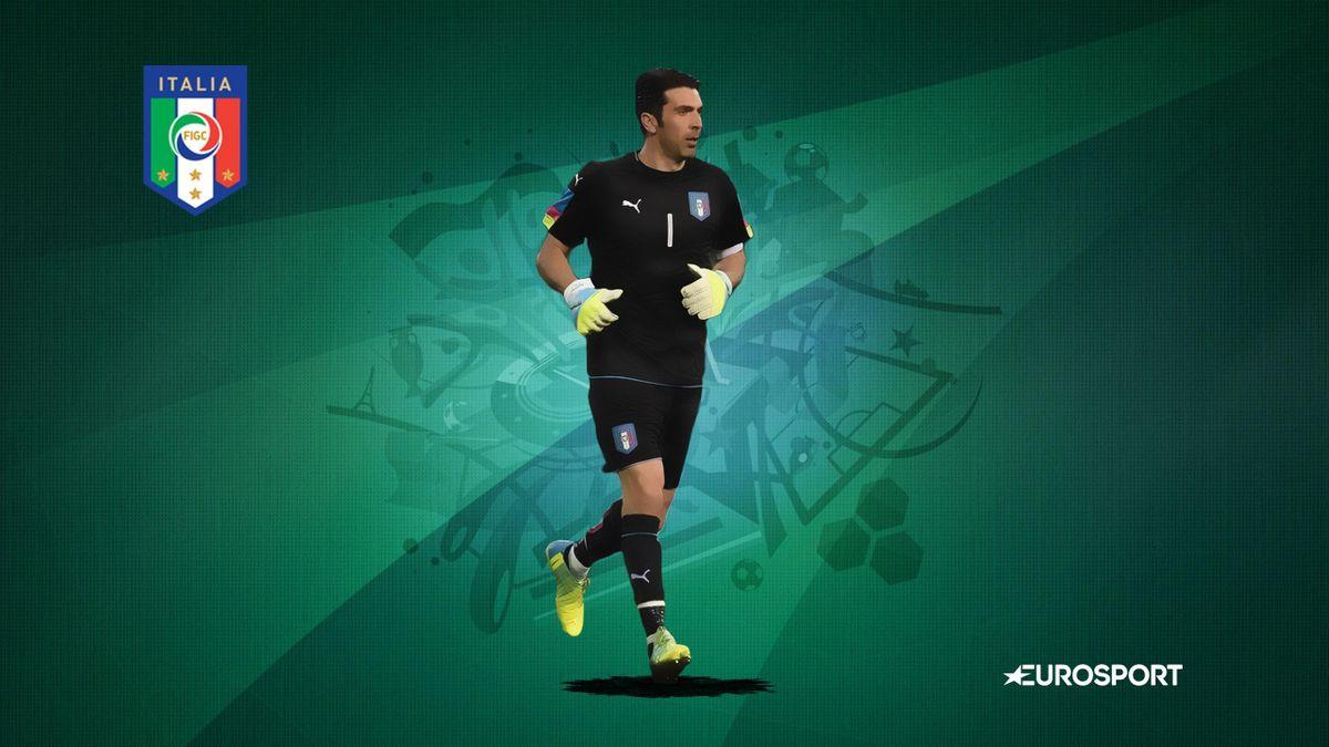 Italy Euro 2016 graphic