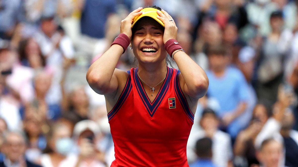 Emma Raducanu - US Open 2021