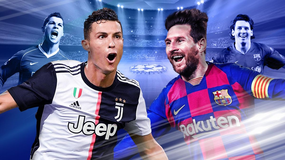 Tactical Fantasies Cristiano Ronaldo With Lionel Messi At Barcelona The Ultimate Clash Of Cultures Eurosport