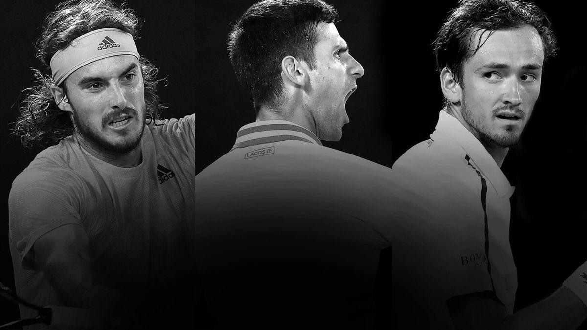 Tsitsipas, Djokovic, Medvedev : têtes d'affiches du Masters 1000 de Miami 2021