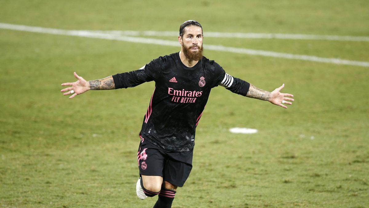 Sergio Ramos este tentat să plece de la Real Madrid în vara vitoare