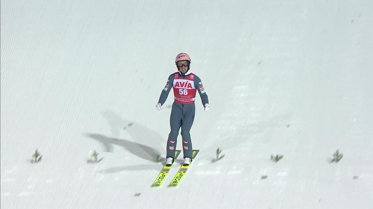 Ski Jump - WC Men HS134, Nizhny Tagil - 2nd run - Winner Kraft