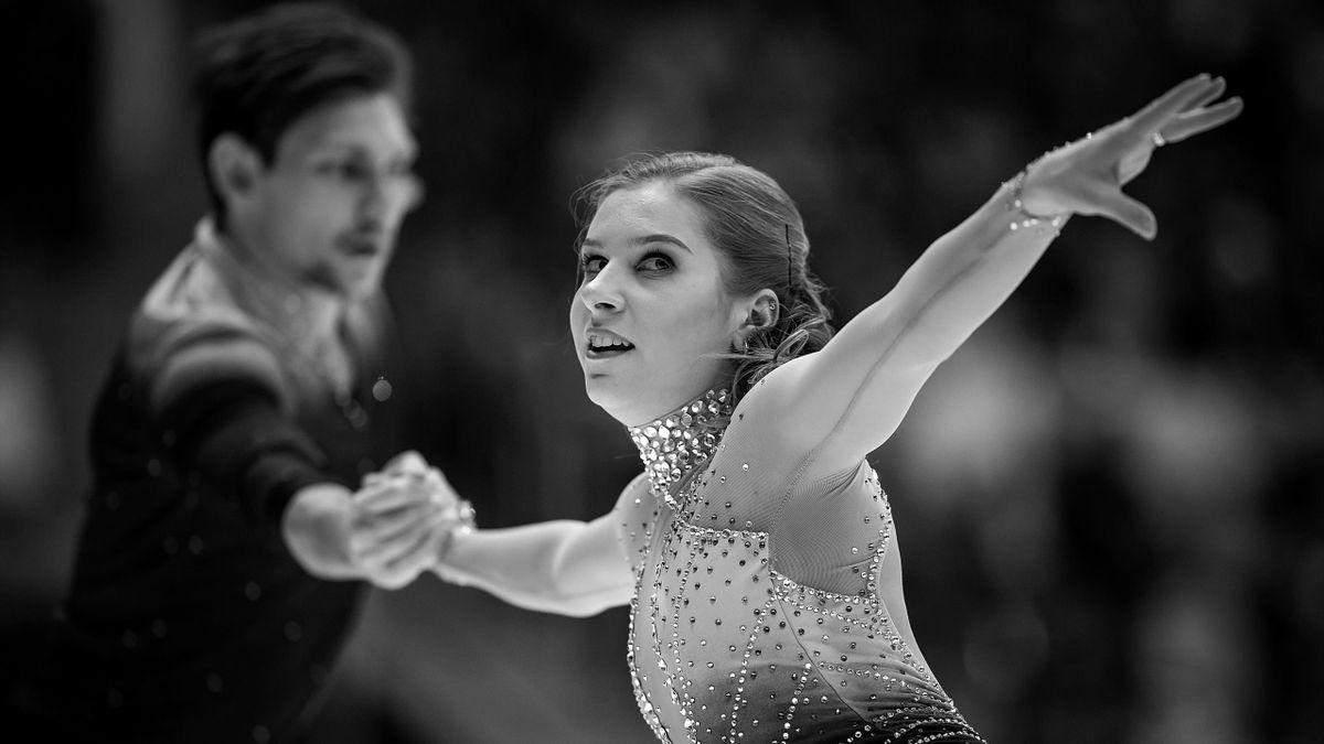 Ekaterina Alexandrovskaya, în 2017