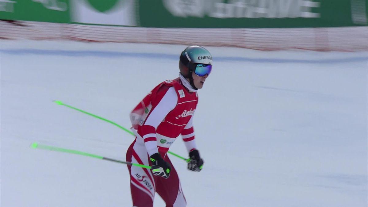 Johannes Rohrweck se impone en la apretada final de freestyle ski cross de Reiteralm