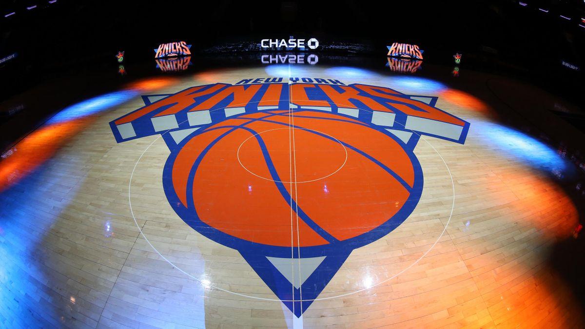 Le logo des Knicks.