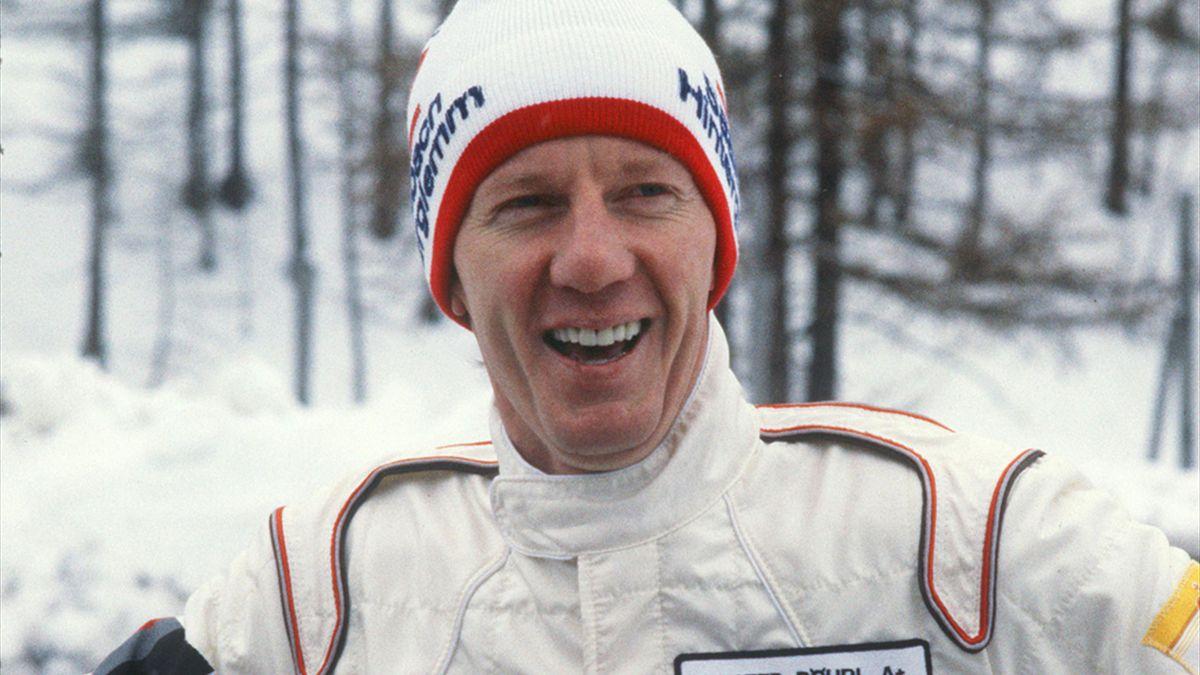Walter Röhrl im Jahr 1983
