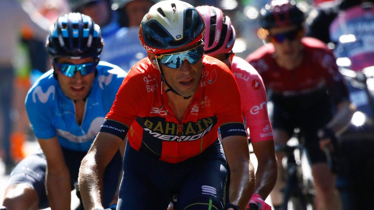 Nibali - stage 20 Giro d'Italia 2019 - Getty Images