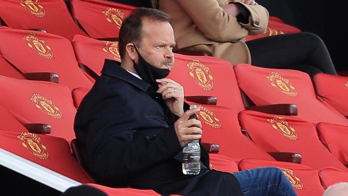 Ed Woodward ist von seinem Amt als Geschäftsführer von Manchester United zurückgetreten