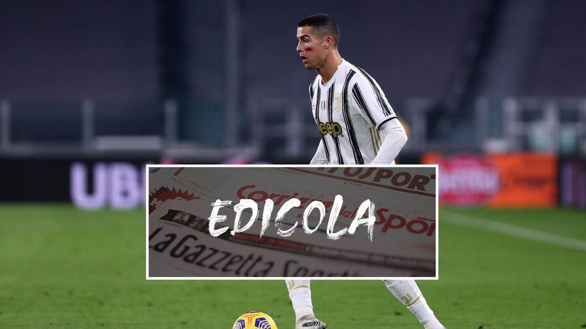 Edicola Cristiano Ronaldo