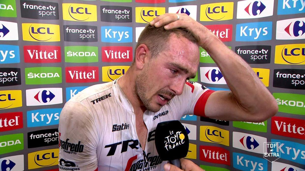 Tour de France : Degenkolb's interview