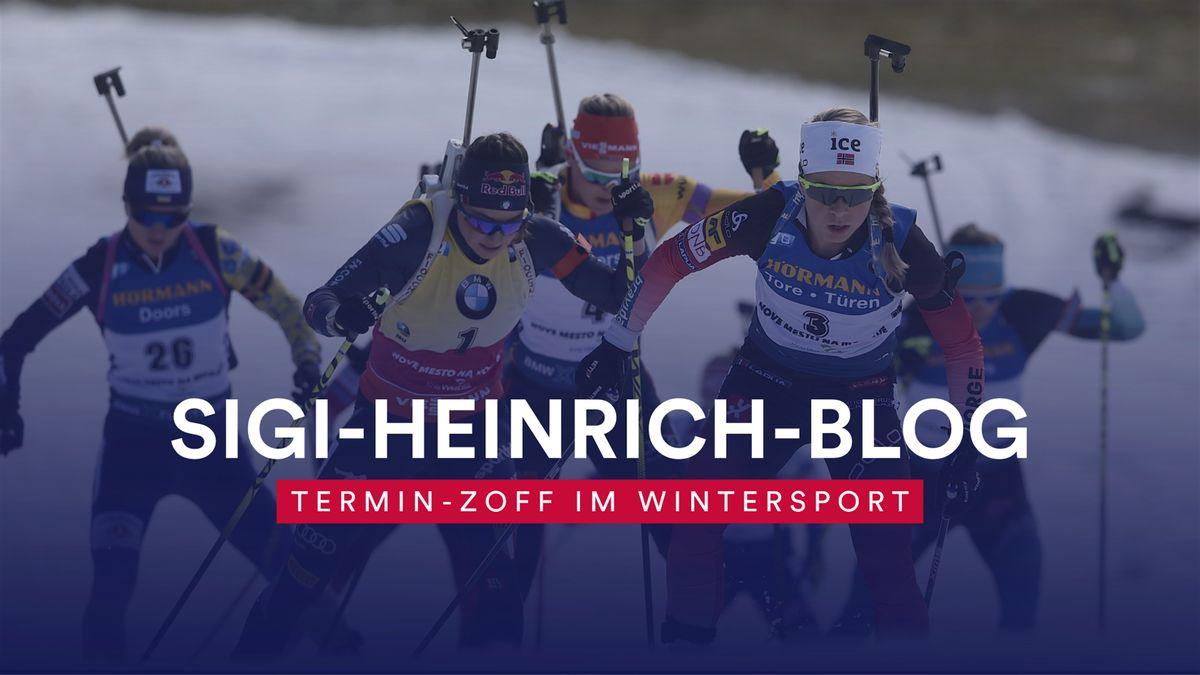Bei den Wintersportlern gibt es Ärger wegen der Terminvergaben 2020/21