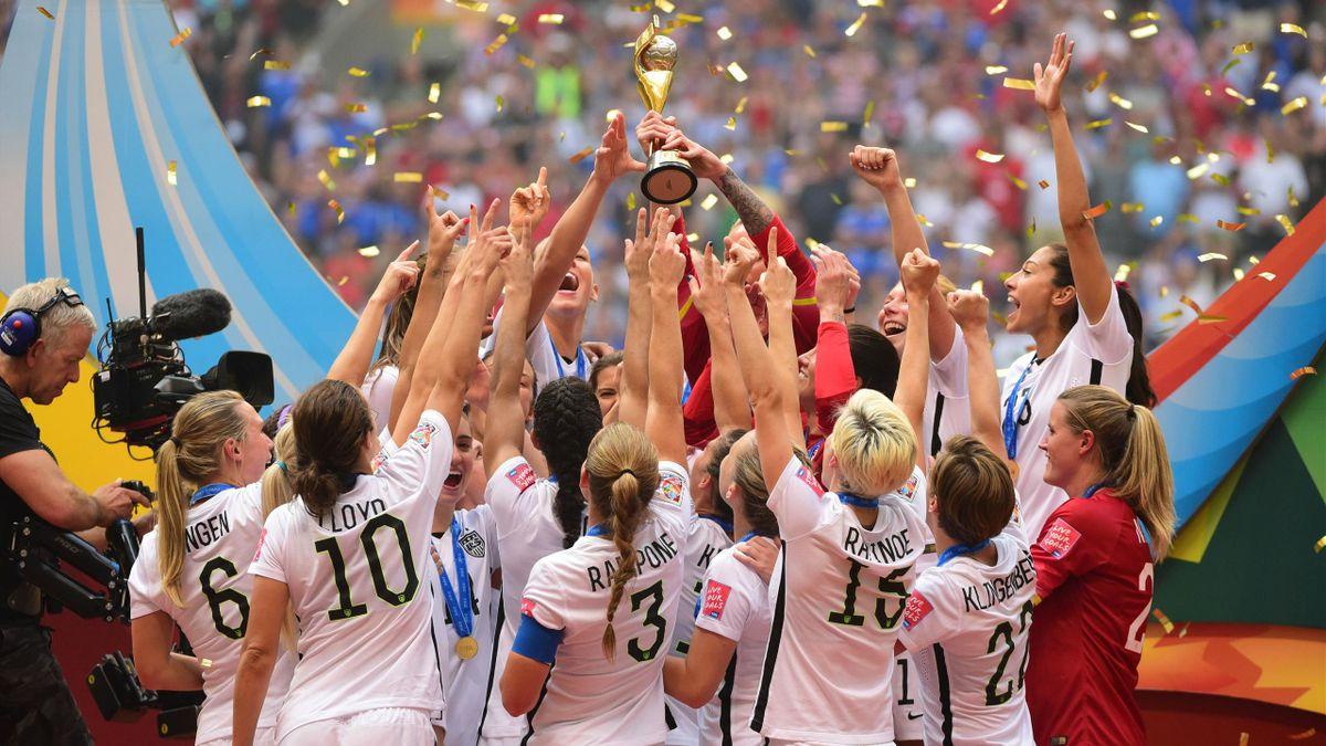 2015 FIFA Kadınlar Dünya Kupası: ABD 5-2 Japonya