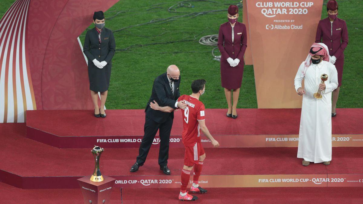 Le Qatar est dans la polémique après la finale de la Coupe du monde des clubs