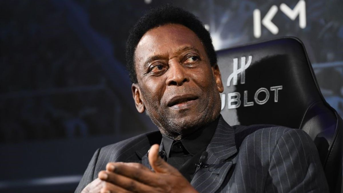 Pelé hat die Intensivstation verlassen