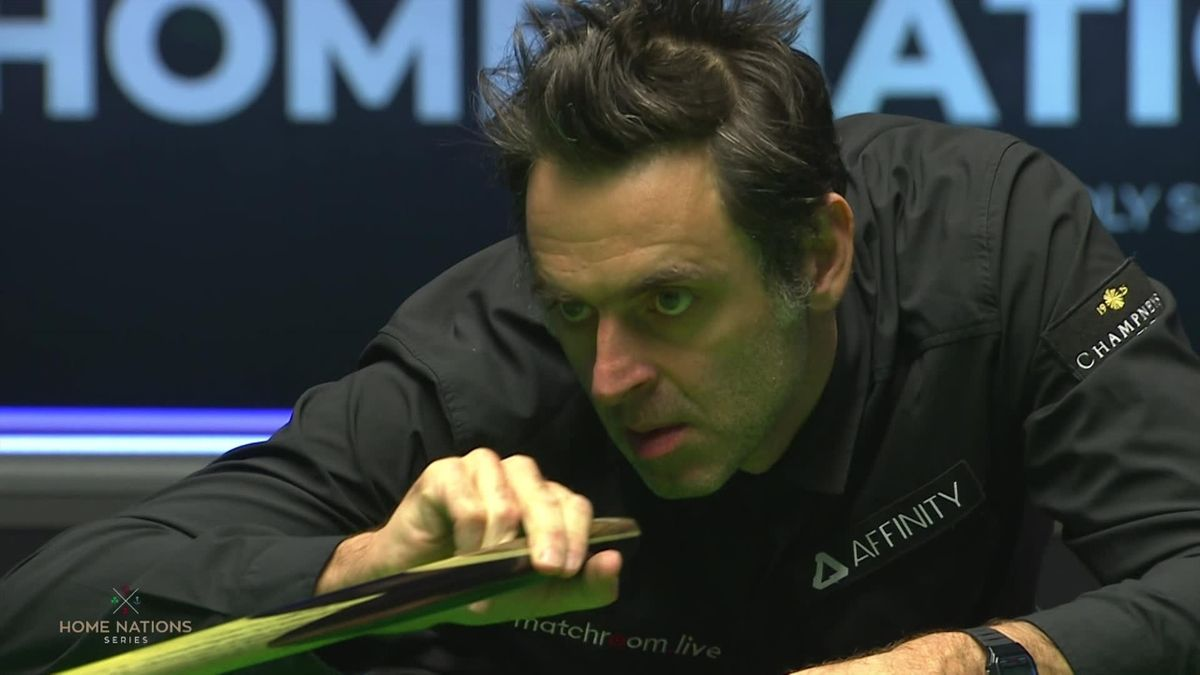 Snooker Scottish open - O'sullivan's fluke against Li