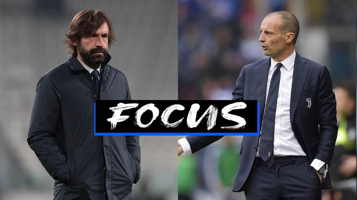 Focus Pirlo-Allegri