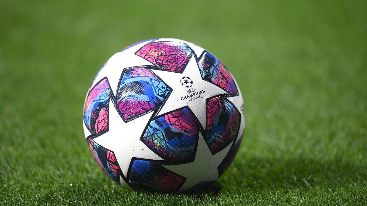 Champions League 2020 Ball