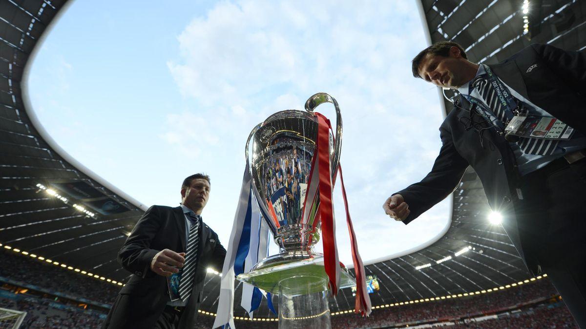 Das Champions-League-Finale fand zuletzt 2012 in München statt