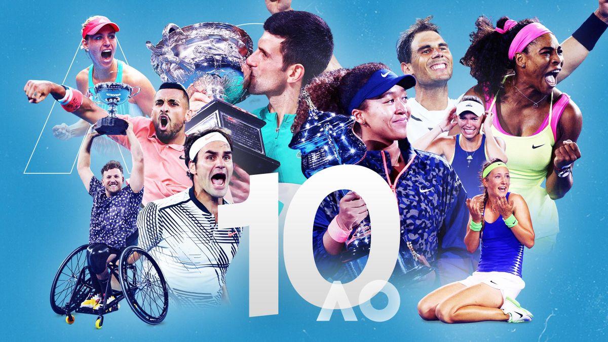 Eurosport e Australian Open: insieme per altri 10 anni