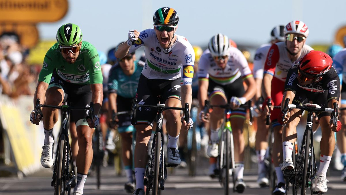 Tour de France Stage 10 - Sam Bennett win the stage