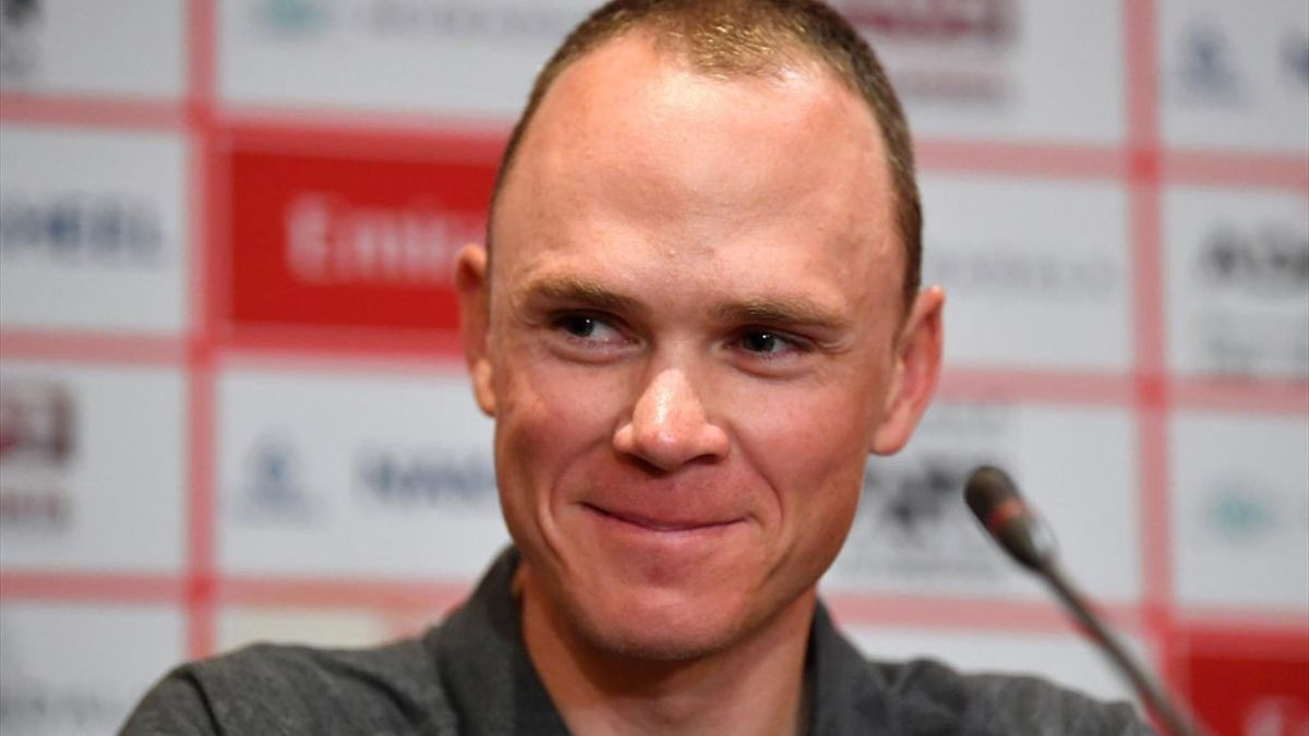Froome says recovery almost complete as he waits out lockdown