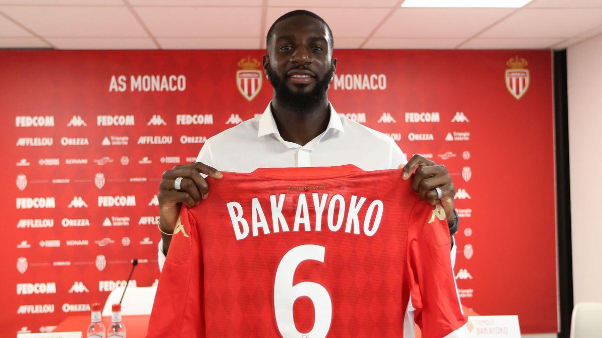 Tiémoué Bakayoko
