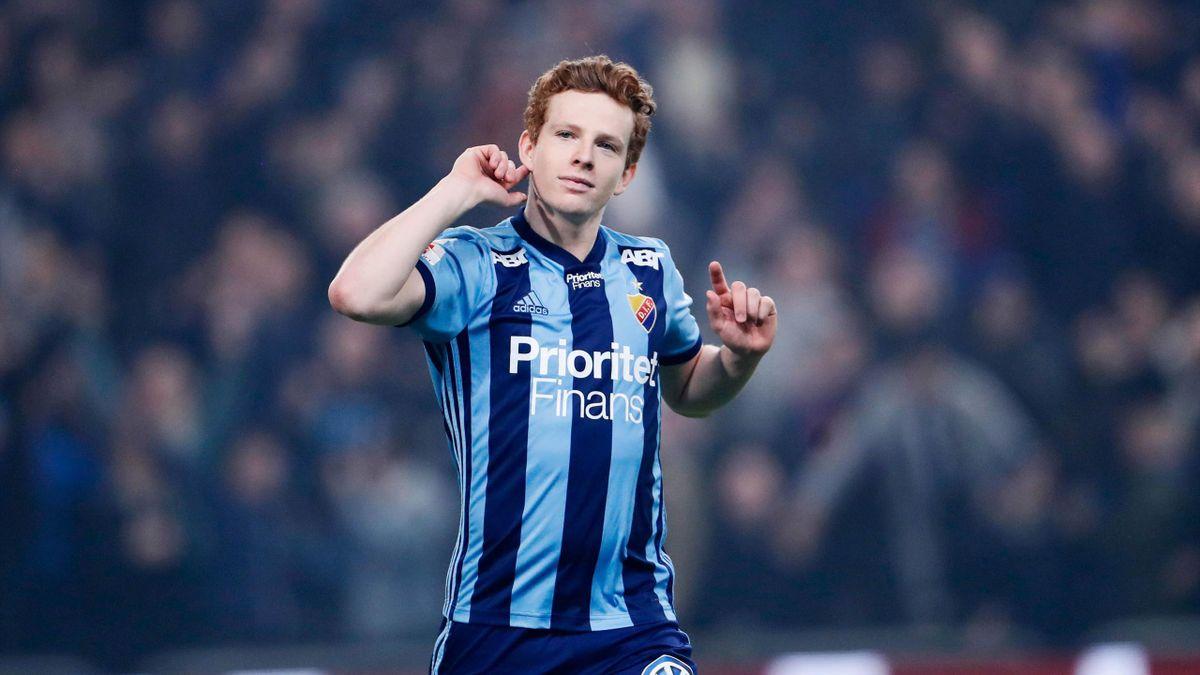 Djurgården-spiller Aslak Fonn Witry.