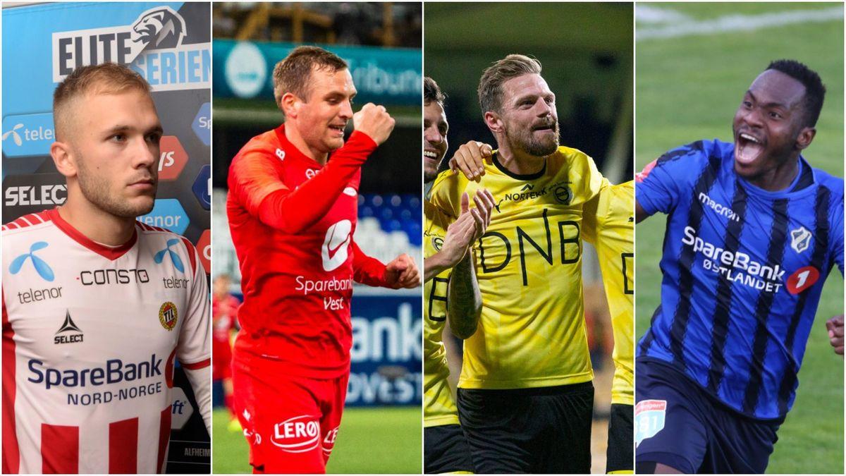 Løkberg, Nilsen, Boli, Smarason
