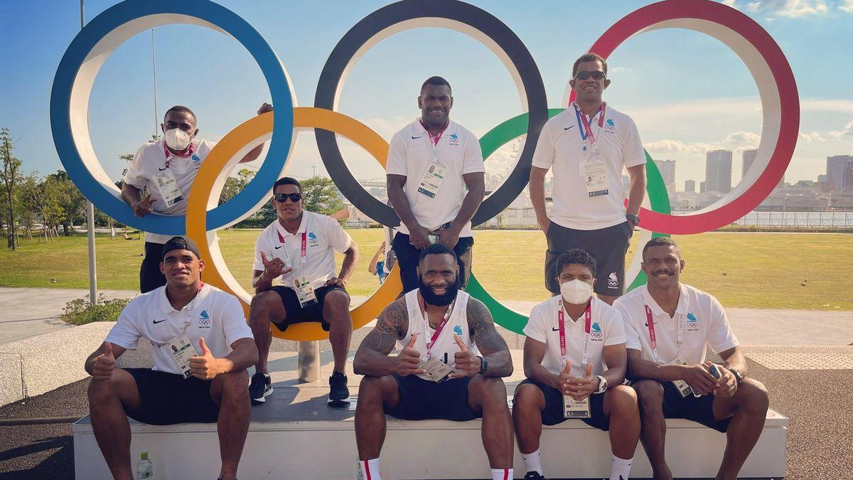 Team Fiji (foto credit: @Fiji7sTeam)