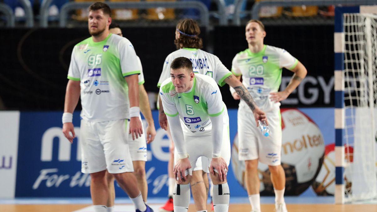 Сборная Словении на ЧМ-2021 по гандболу