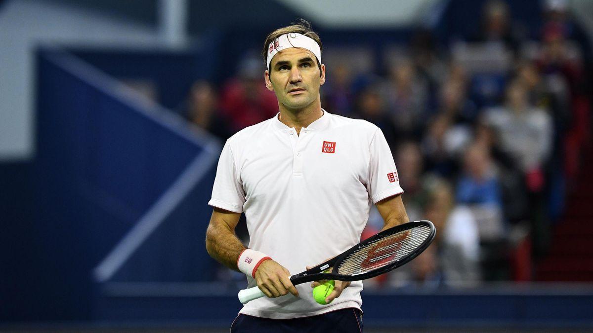 Roger Federer - Masters Shanghai 2018