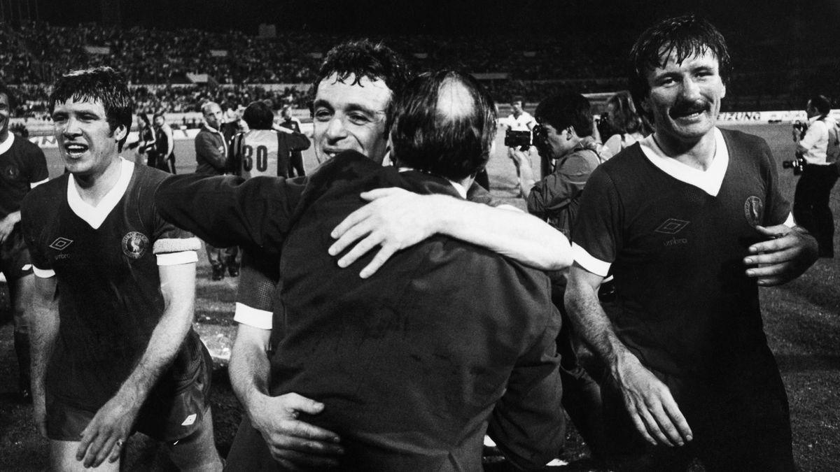Liverpool 1977 Bob Paisley