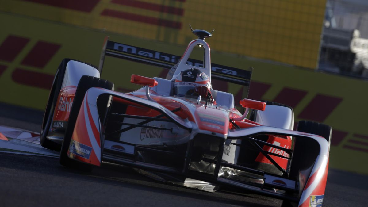 Felix Rosenqvist (SWE), Mahindra Racing, Spark-Mahindra, Mahindra M3ELECTRO during the FIA Formula E Championship