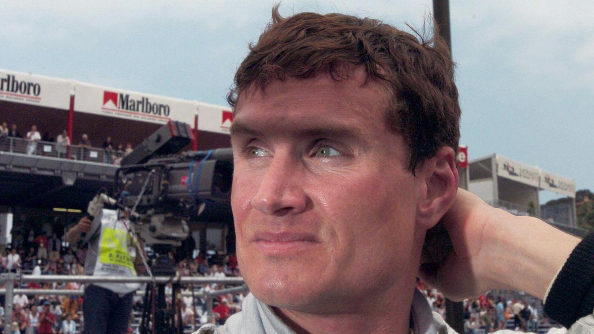 David Coulthard fuhr zwischen 1994 und 2008 in der Formel 1 für Williams, McLaren und Red Bull