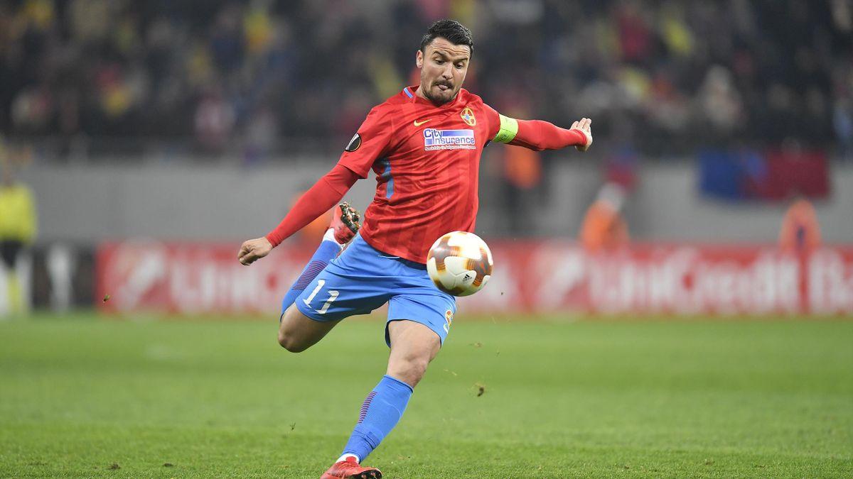Constantin Budescu s-a întors la FCSB