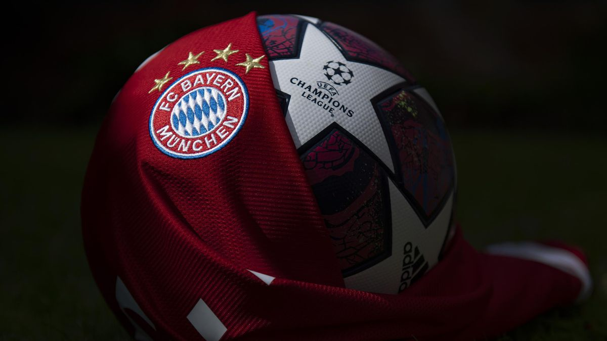 Bayern Munich are the defending Champions League champions