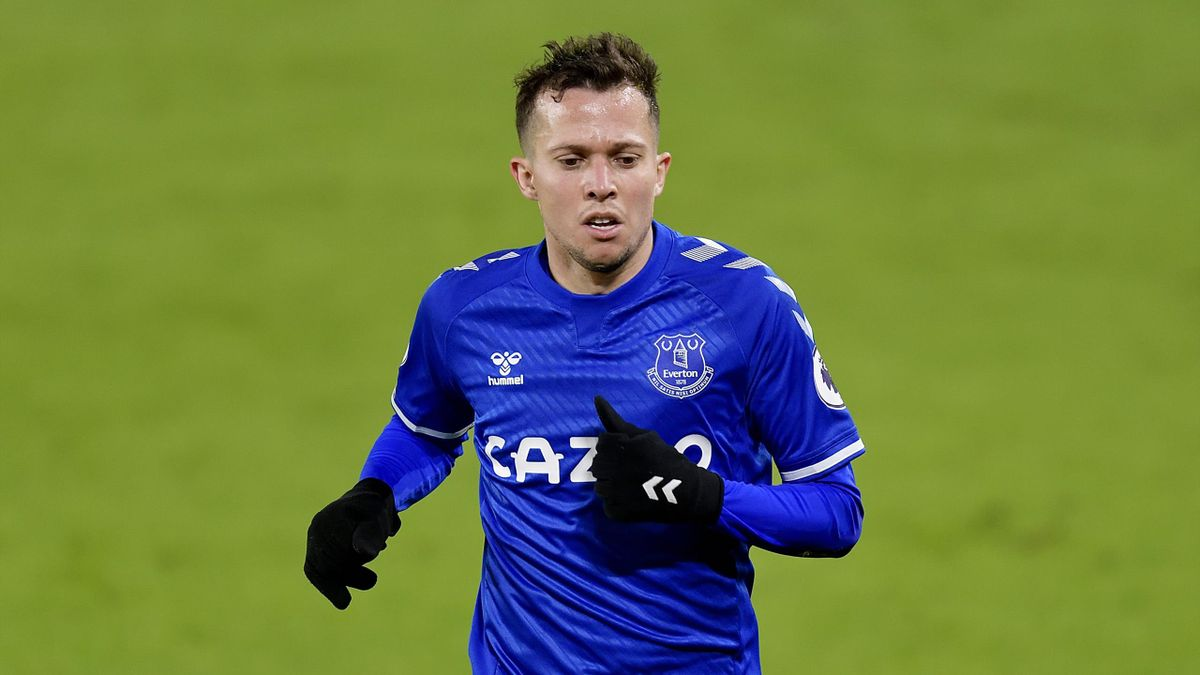 Bernard, Everton 2020-2021 (Getty Images)